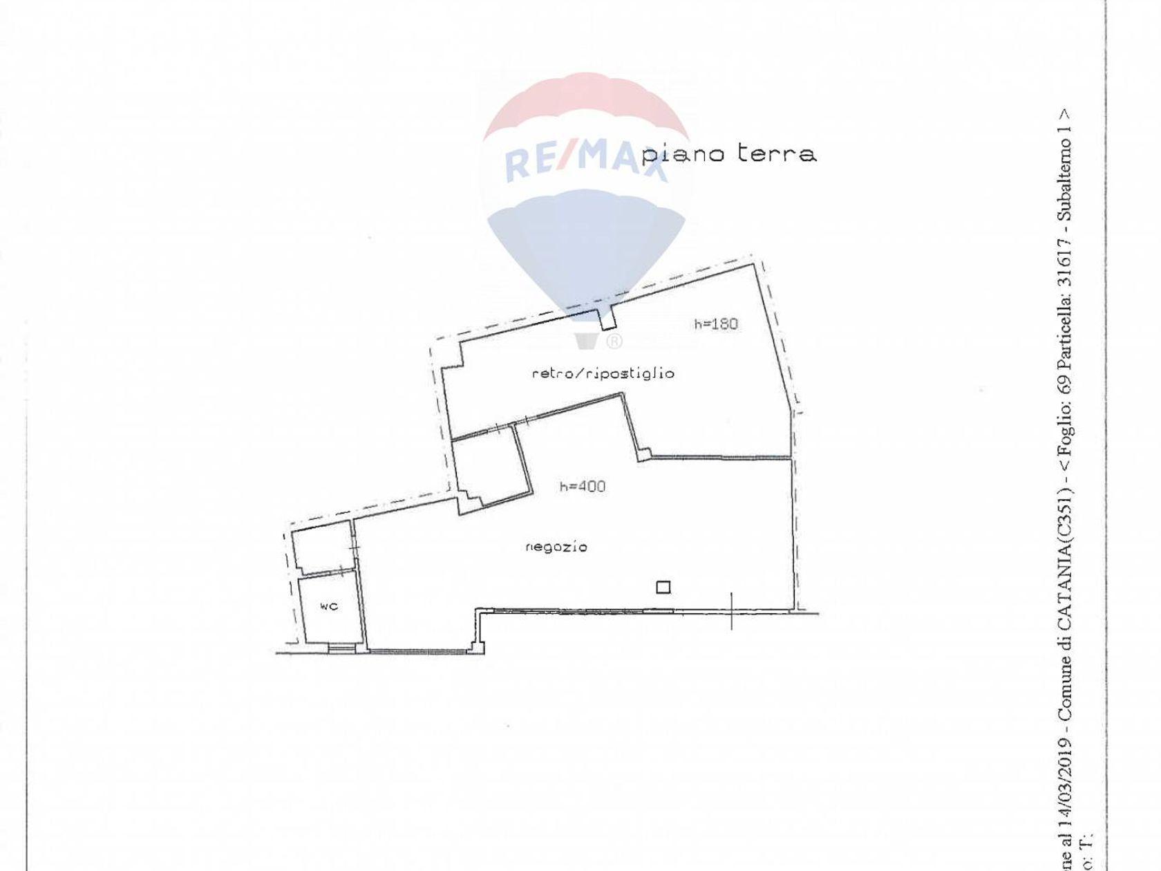 Locale Commerciale Catania-centro Storico,umberto,etnea,dante,stesico, Catania, CT Vendita - Foto 19