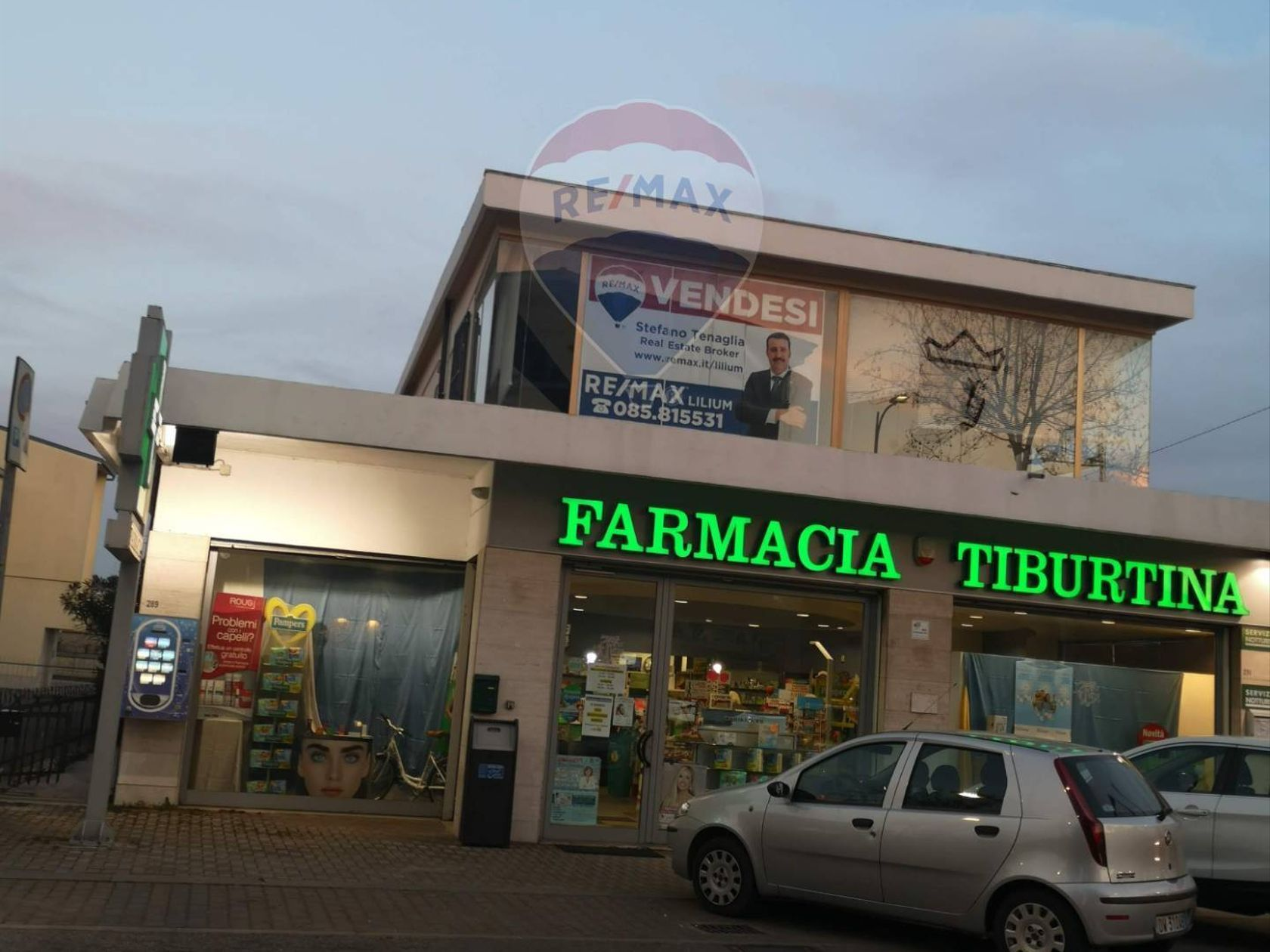 Locale Commerciale Pescara-aeroporto, Pescara, PE Vendita - Planimetria 2