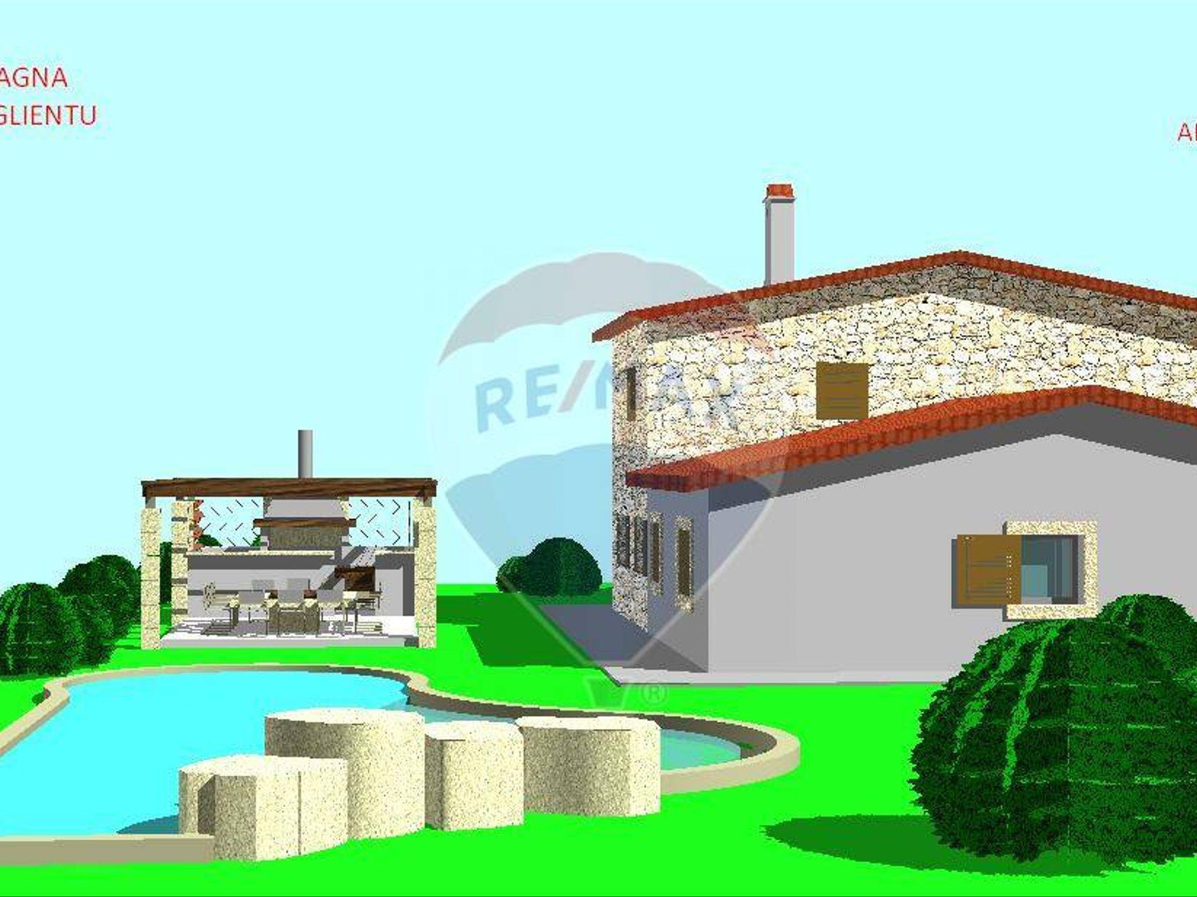 Villa singola Vignola Mare, Aglientu, OT Vendita - Planimetria 2