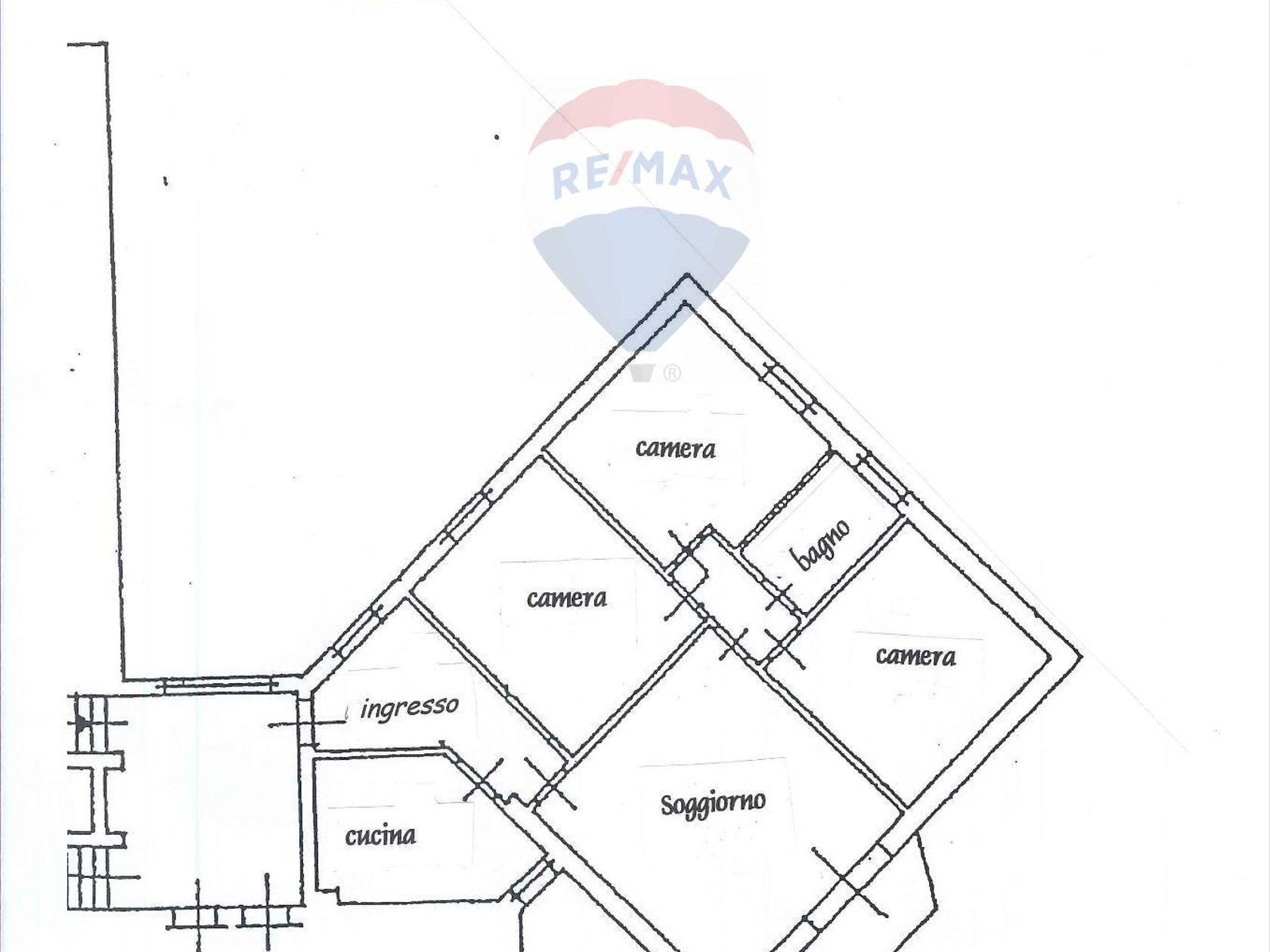 Appartamento Salò, BS Vendita - Planimetria 1