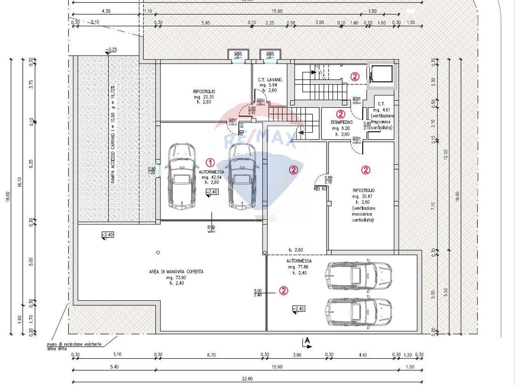 Appartamento Zanè, VI Vendita - Planimetria 4