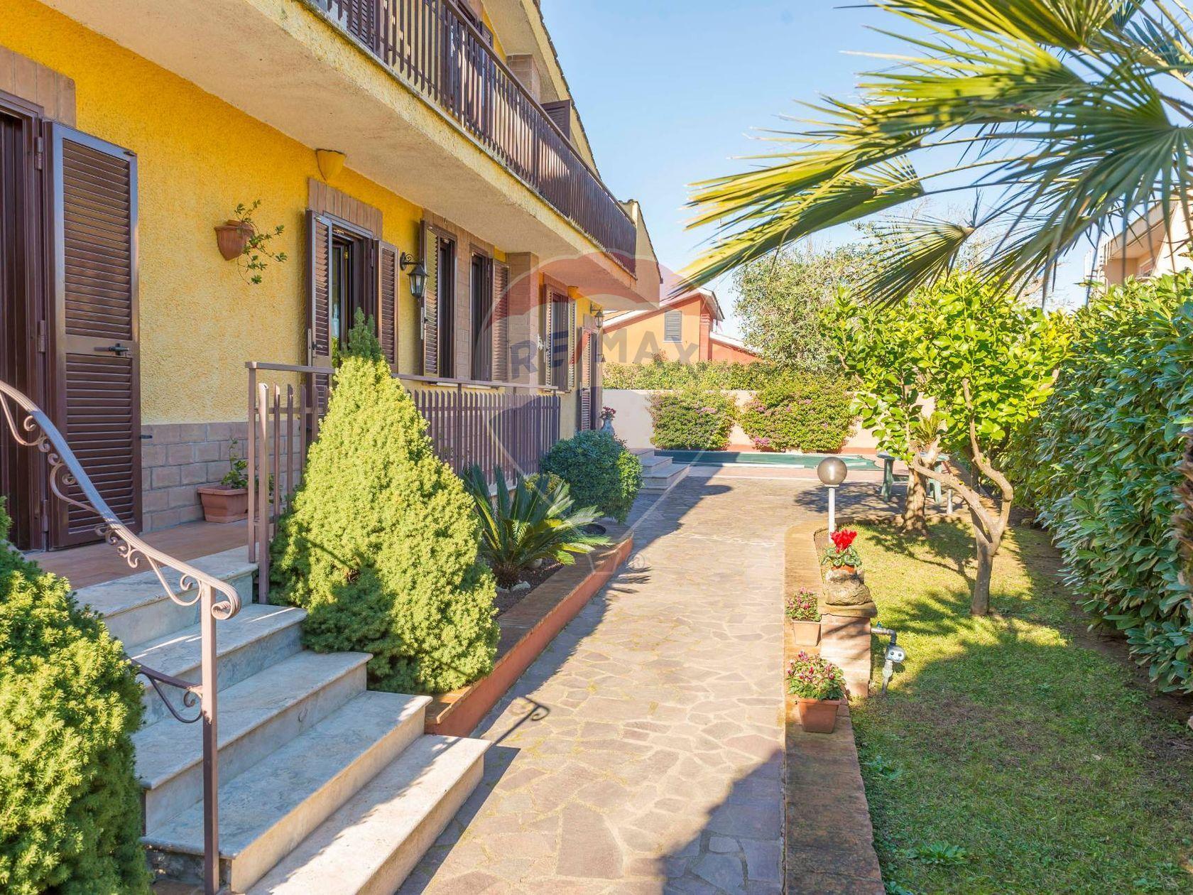 Villa singola Castelnuovo di Porto, RM Vendita - Foto 76