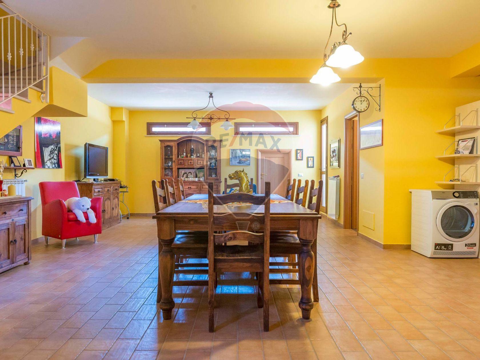 Villetta bifamiliare Castelverde Di Lunghezza, Roma, RM Vendita - Foto 29