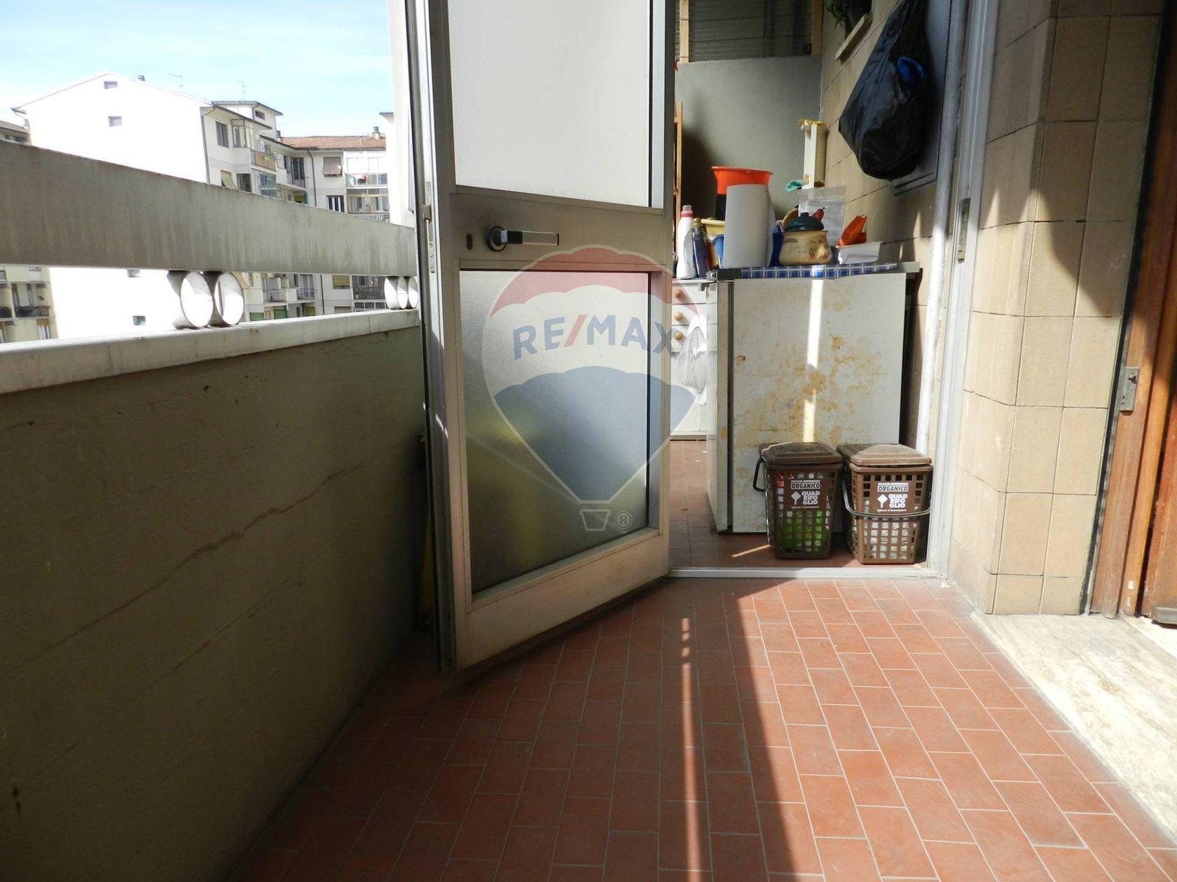 Appartamento Firenze - Porta A Prato San Jacopino Fortezza, Firenze, FI Vendita - Planimetria 2