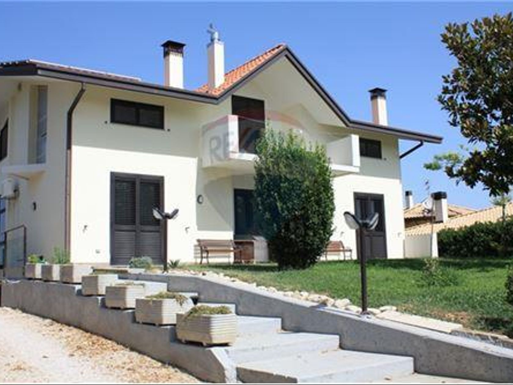 Villa singola Lanciano, CH Vendita