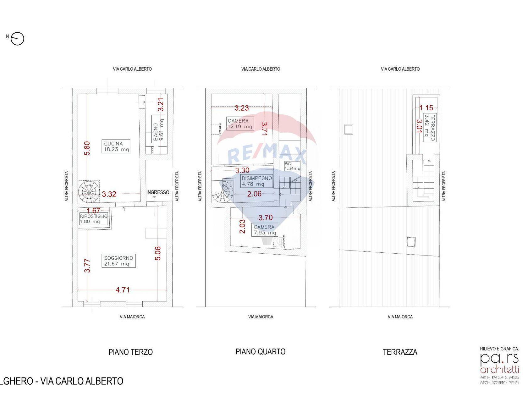 Appartamento Alghero, SS Vendita - Planimetria 7