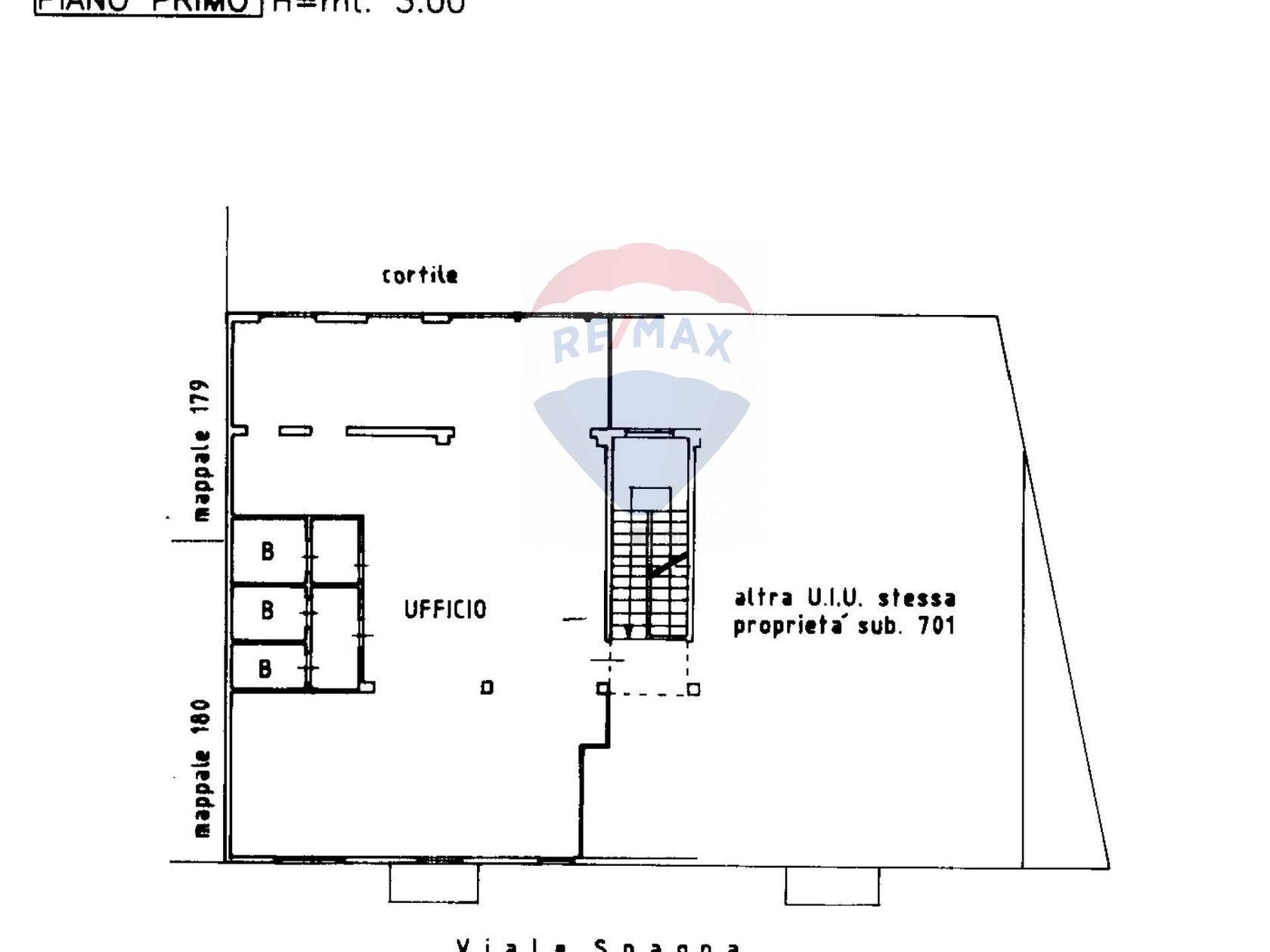 Ufficio Zona V.le Lombardia, Cologno Monzese, MI Vendita - Planimetria 2