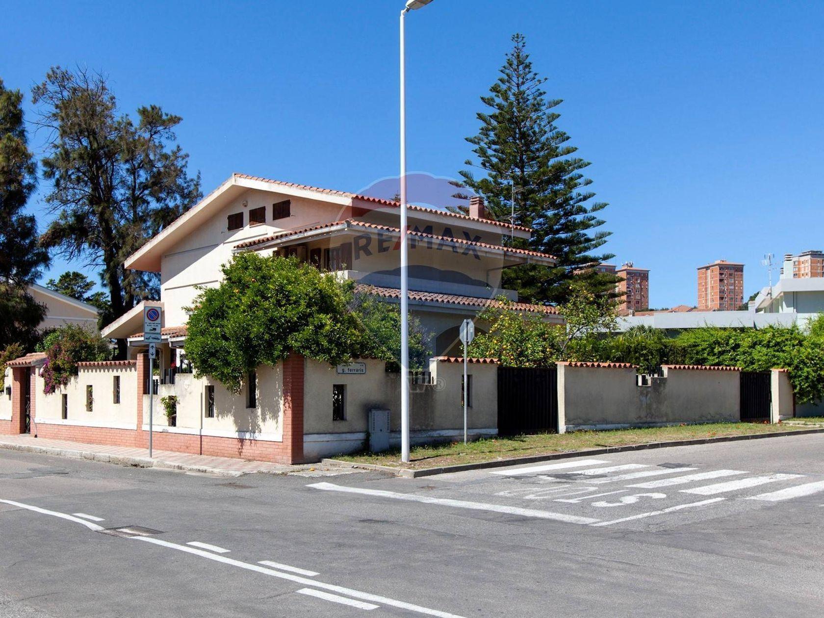 Villa singola Cagliari-quartiere Europeo, Cagliari, CA Vendita - Foto 2