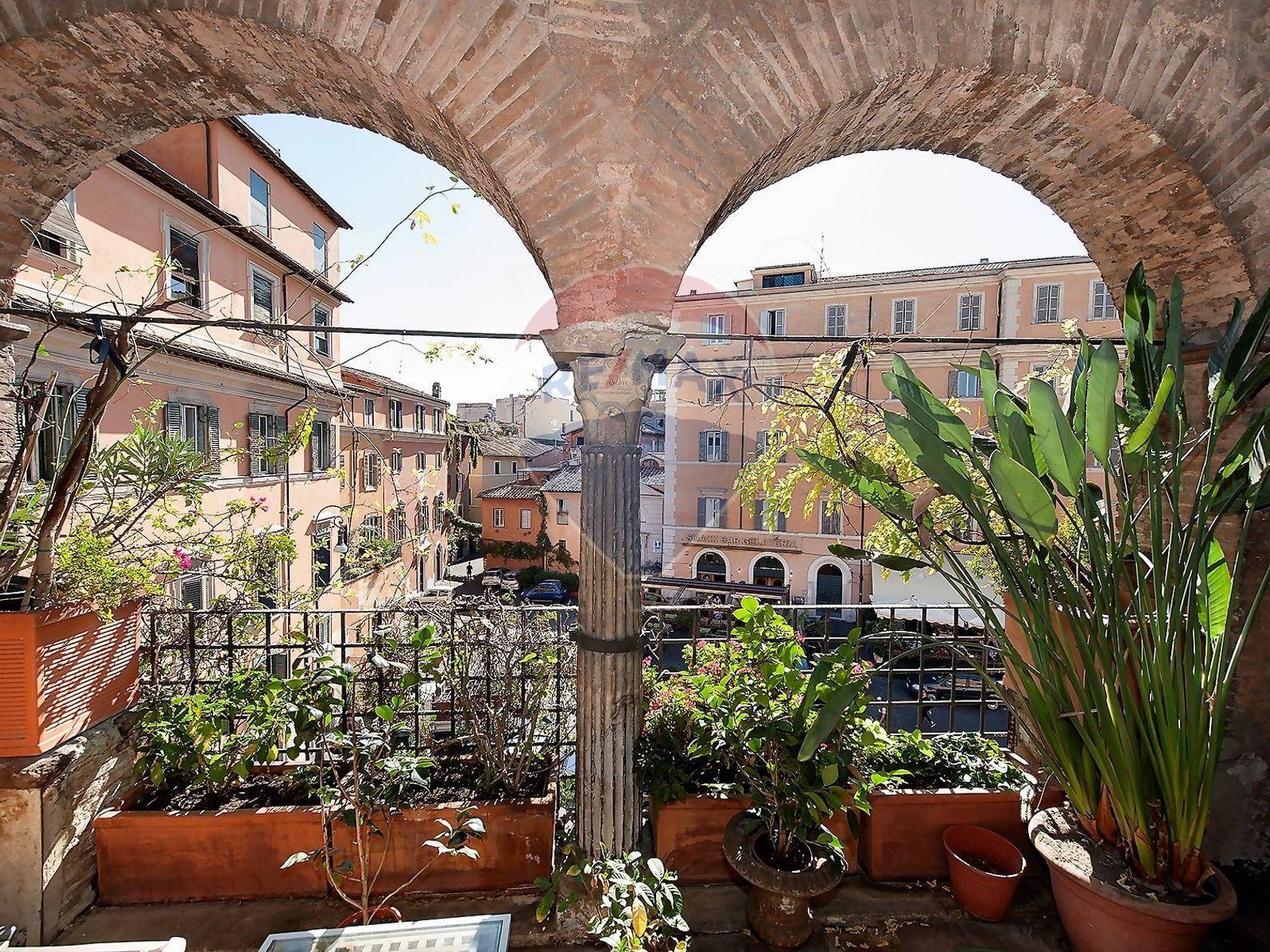 Casa Indipendente Trastevere, Roma, RM Vendita - Foto 20