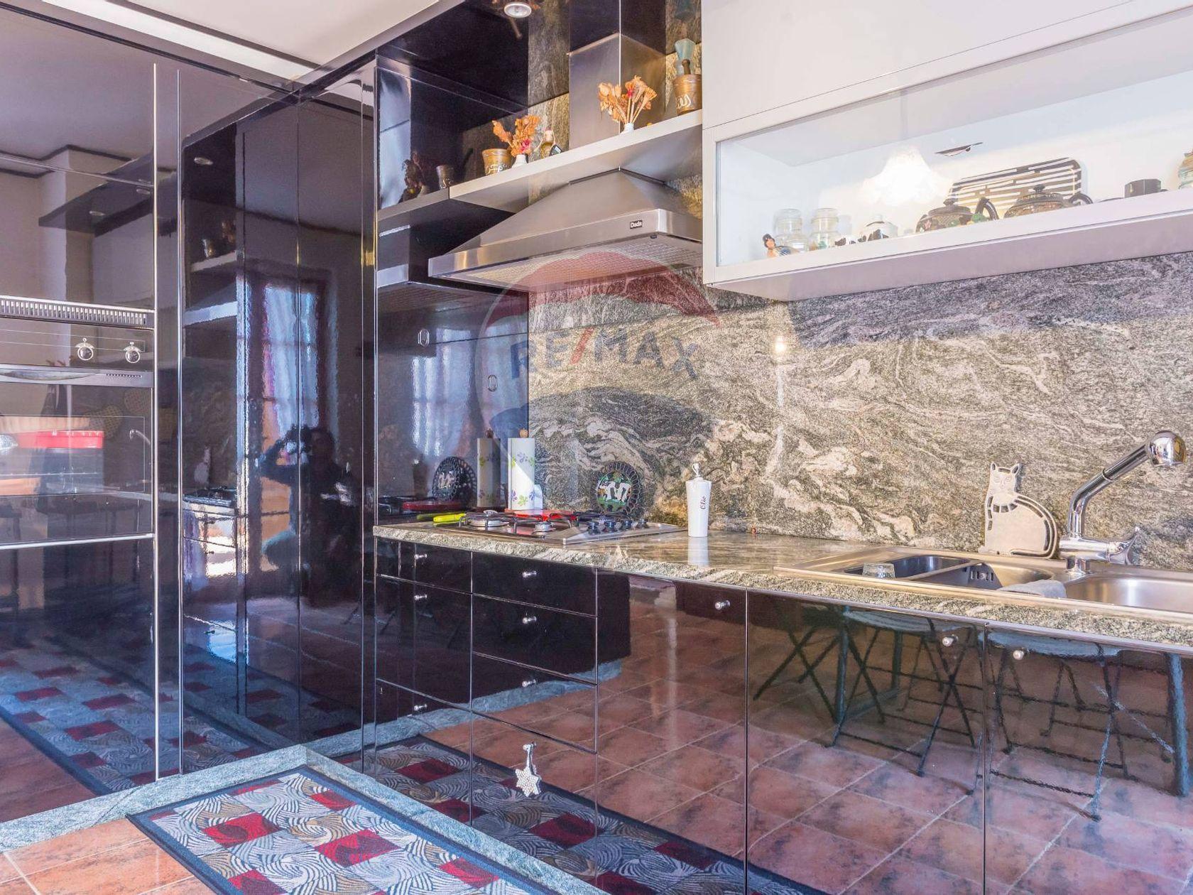Villa singola Roma - Castelverde - Villaggio Prenestino, Roma, RM Vendita - Foto 23
