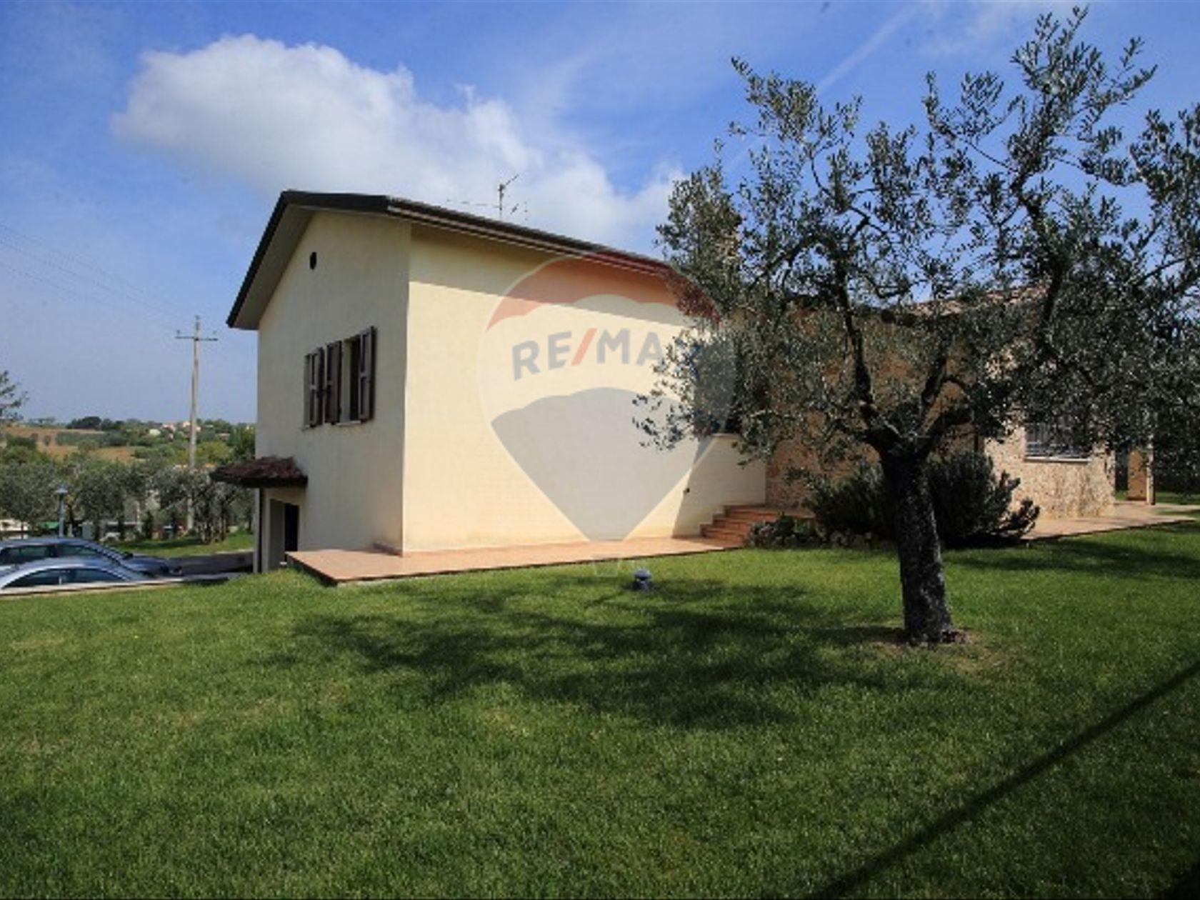 Villa singola Marcellano, Gualdo Cattaneo, PG Vendita - Foto 16