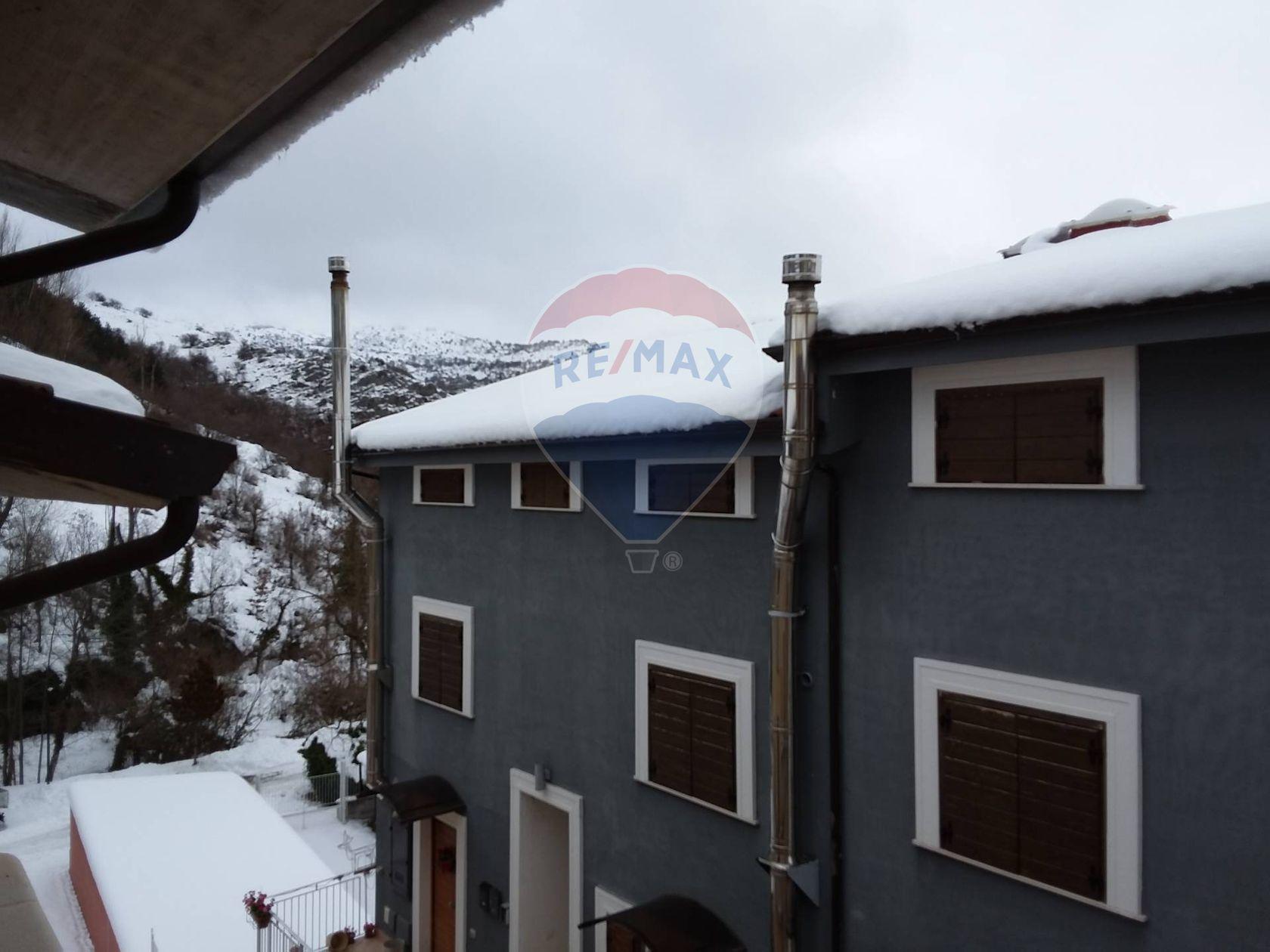 Casa Semindipendente Alfedena, AQ Vendita - Foto 16