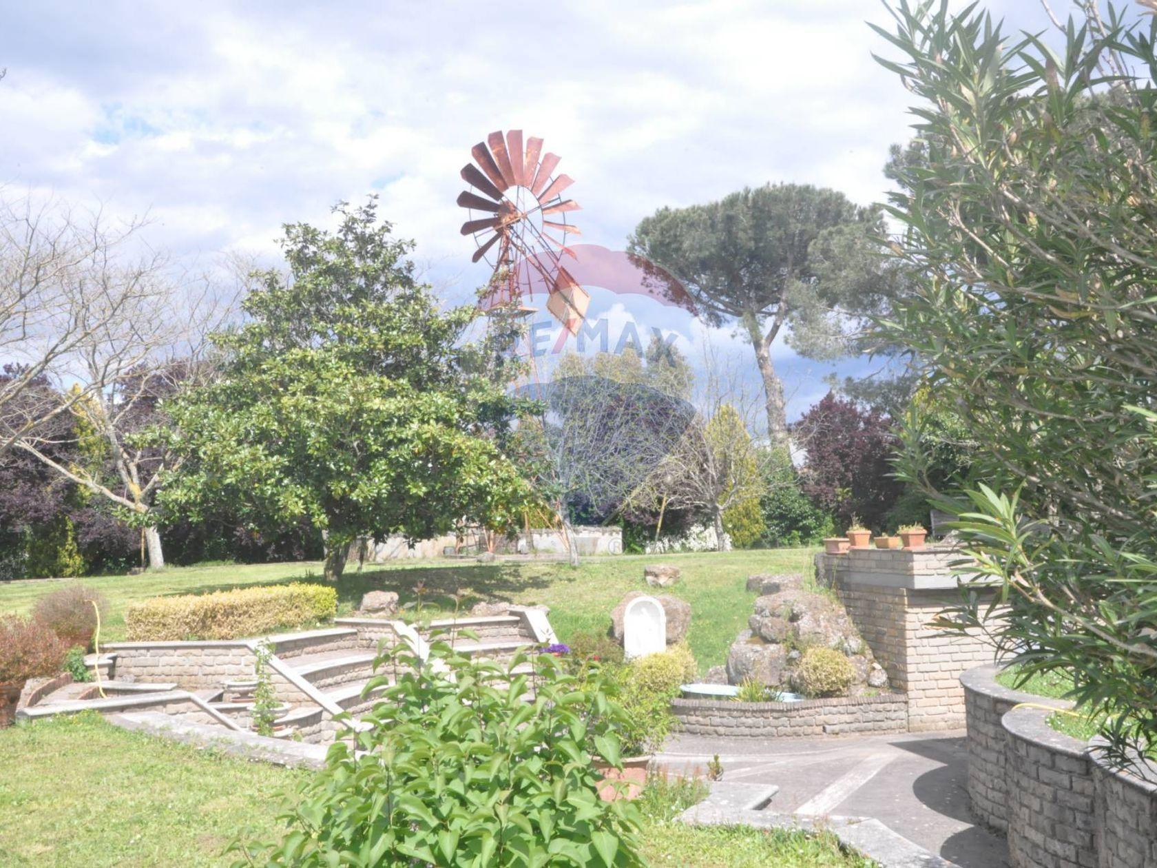 Villa singola Canale Monterano, RM Vendita - Foto 48