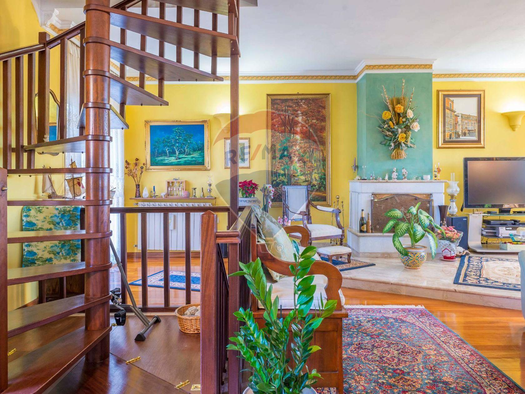 Villa singola Castelnuovo di Porto, RM Vendita - Foto 5