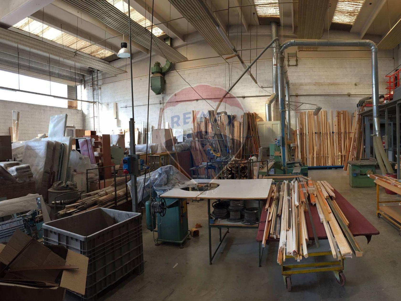 Capannone Industriale Turate, CO Vendita - Foto 8
