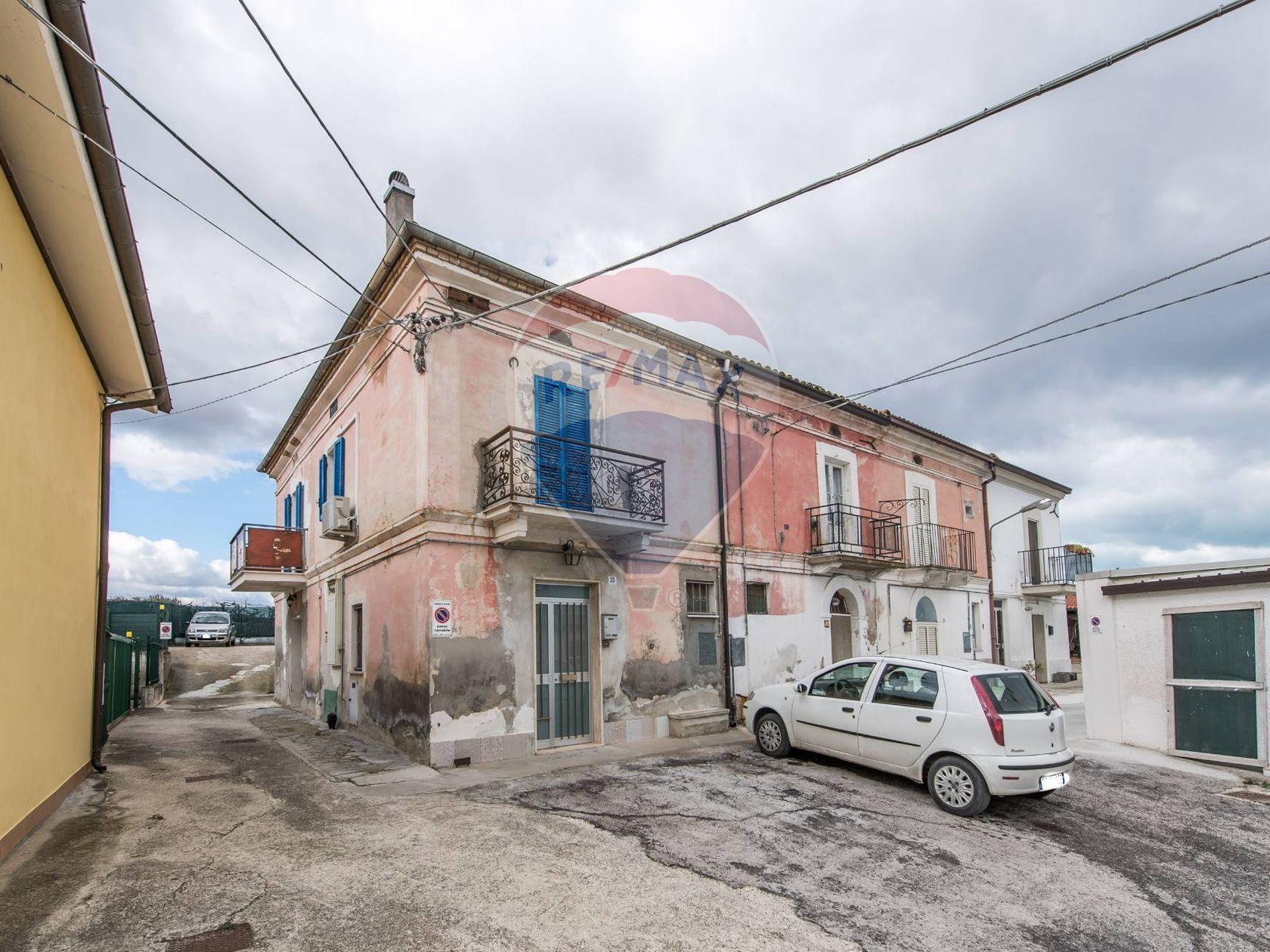 Casa Semindipendente Ortona, CH Vendita - Foto 8