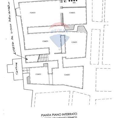 Albergo/Hotel Spoleto, PG Vendita - Planimetria 3