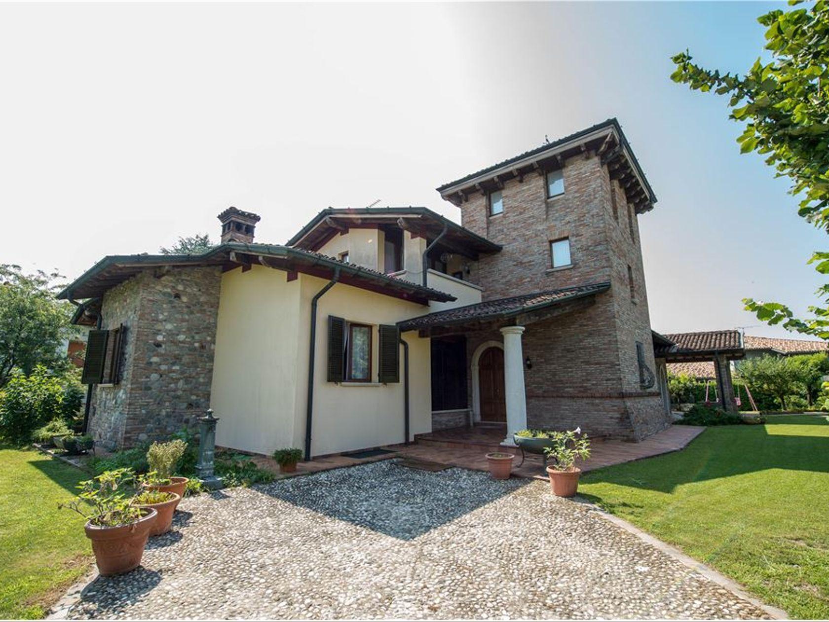 Villa singola Leno, BS Vendita - Foto 32