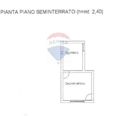 Villa singola Zona Poggio Dei Pini, Capoterra, CA Vendita - Planimetria 3
