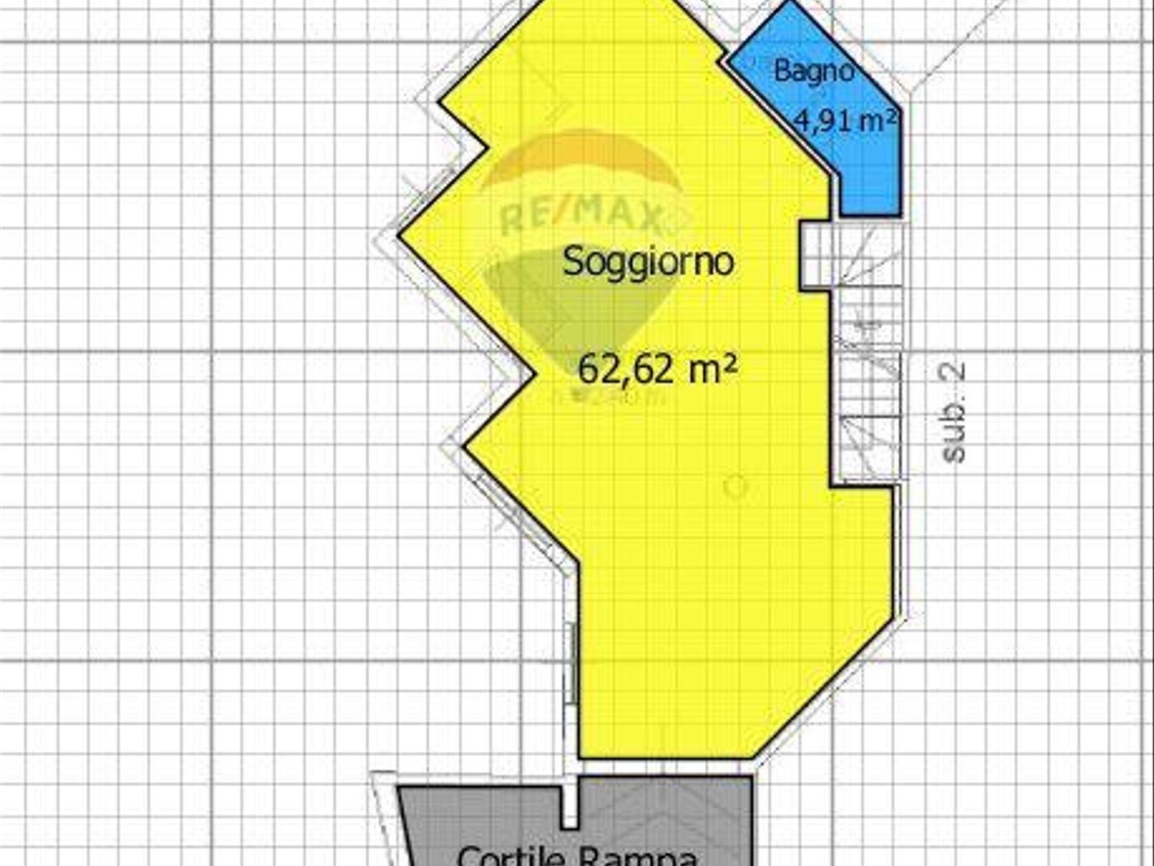 Villetta bifamiliare Sinnai-zona Centro, Sinnai, CA Vendita - Planimetria 3