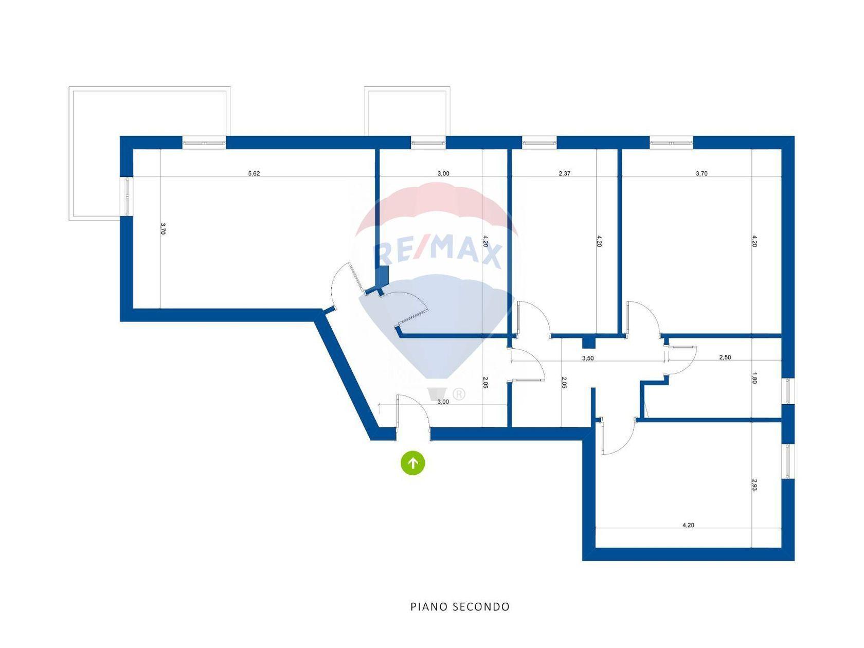 Appartamento Guizza, Padova, PD Vendita - Planimetria 1
