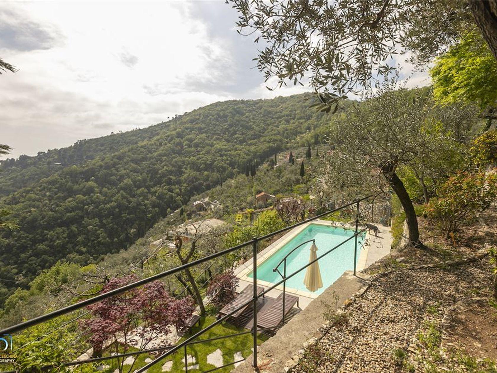 Villa singola Recco, GE Vendita - Foto 67