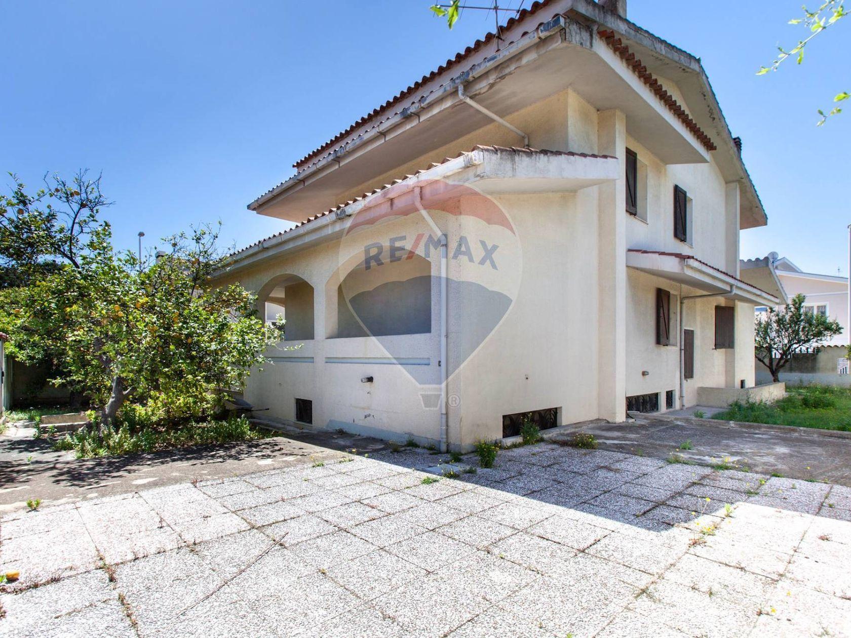 Villa singola Cagliari-quartiere Europeo, Cagliari, CA Vendita - Foto 4