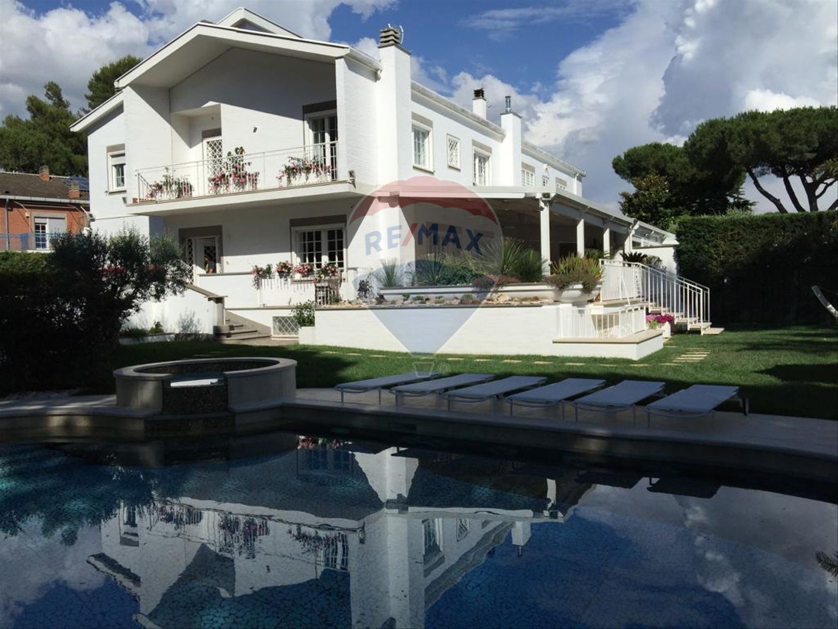Porzione di villa Casalpalocco, Roma, RM Affitto - Foto 4