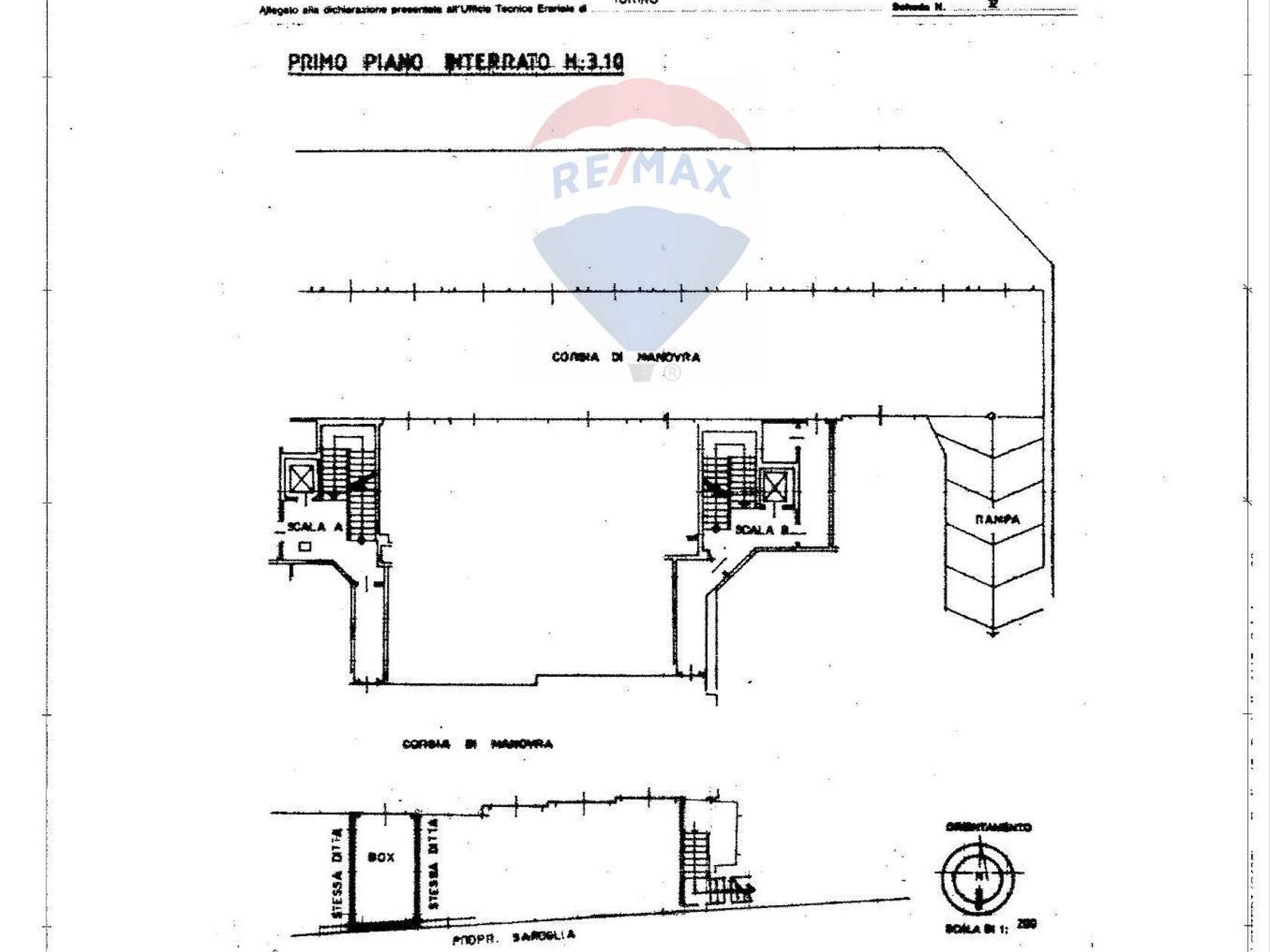 Appartamento Chieri, TO Vendita - Planimetria 2