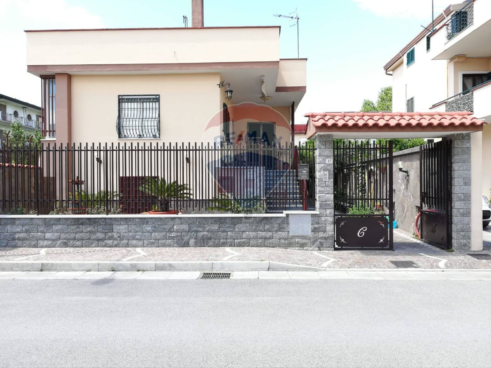 Villa singola Caivano, NA Vendita