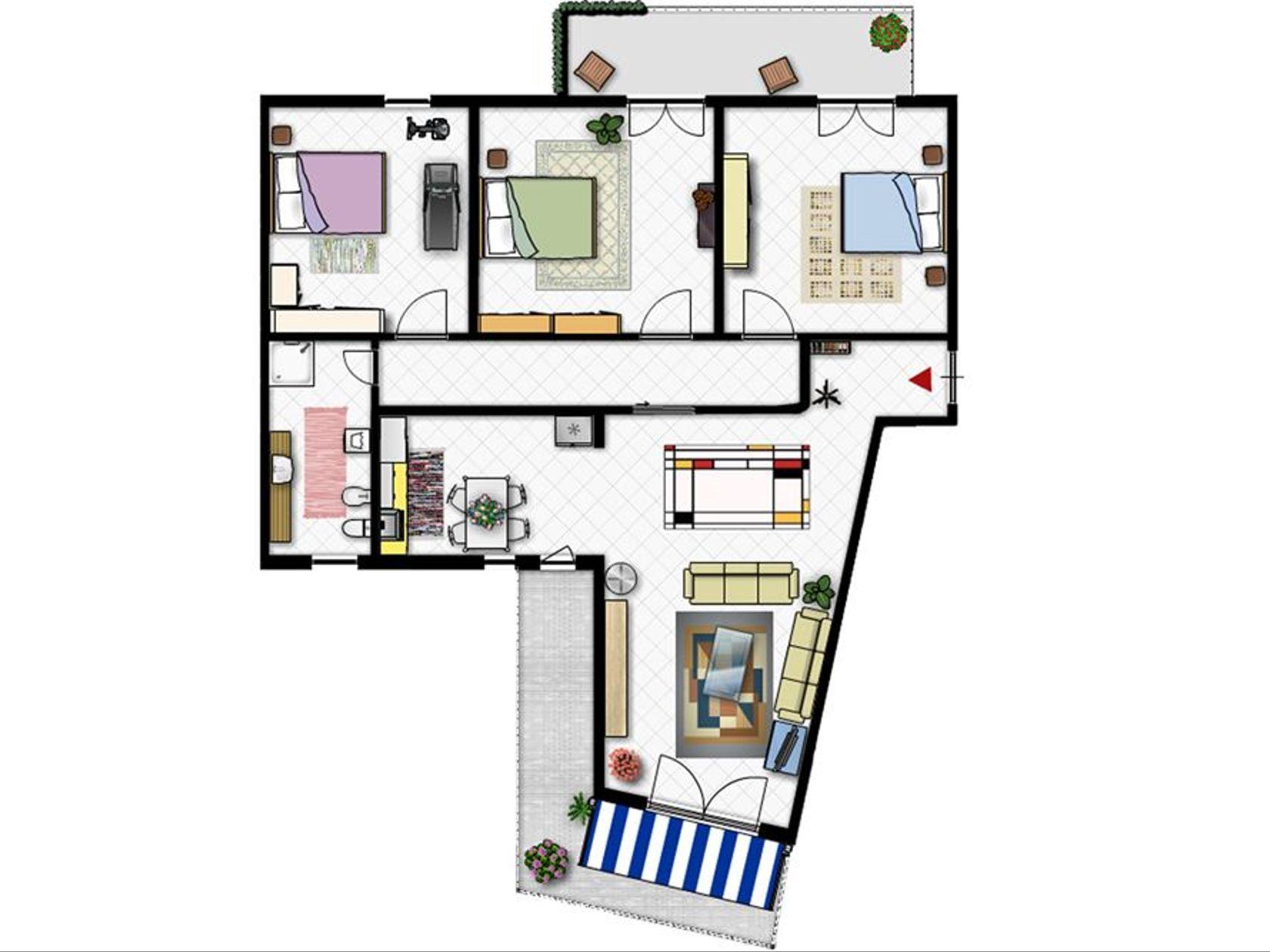 Appartamento Vasto Marina, Vasto, CH Vendita - Foto 22
