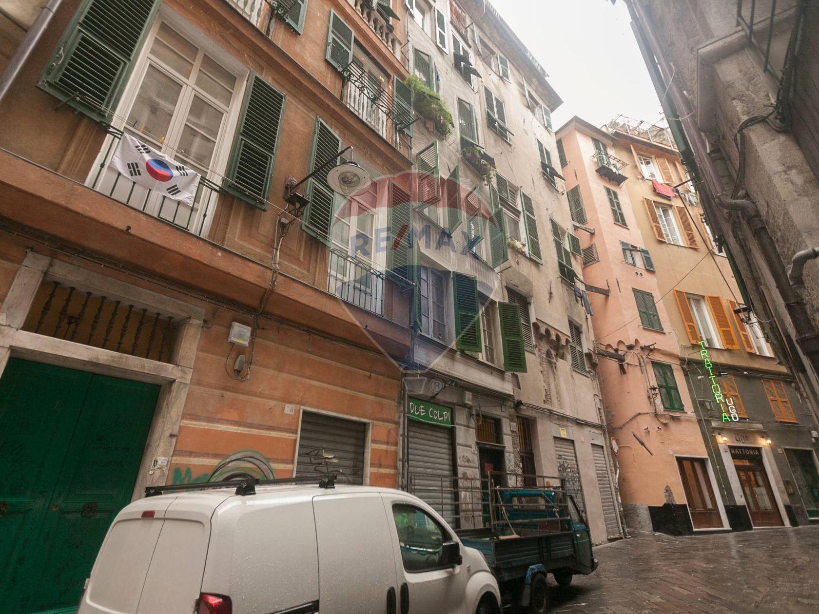 Appartamento Centro Storico, Genova, GE Affitto - Foto 18