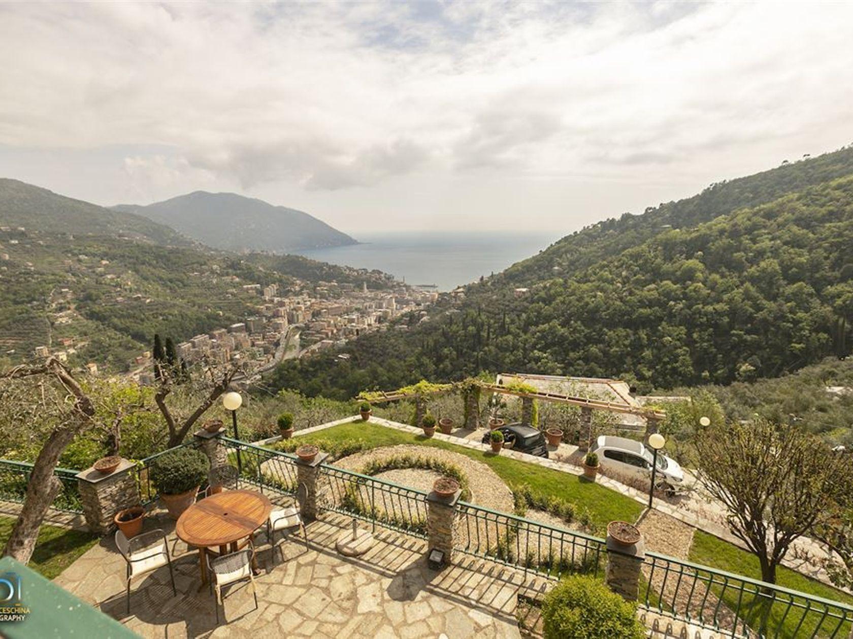 Villa singola Recco, GE Vendita - Foto 44