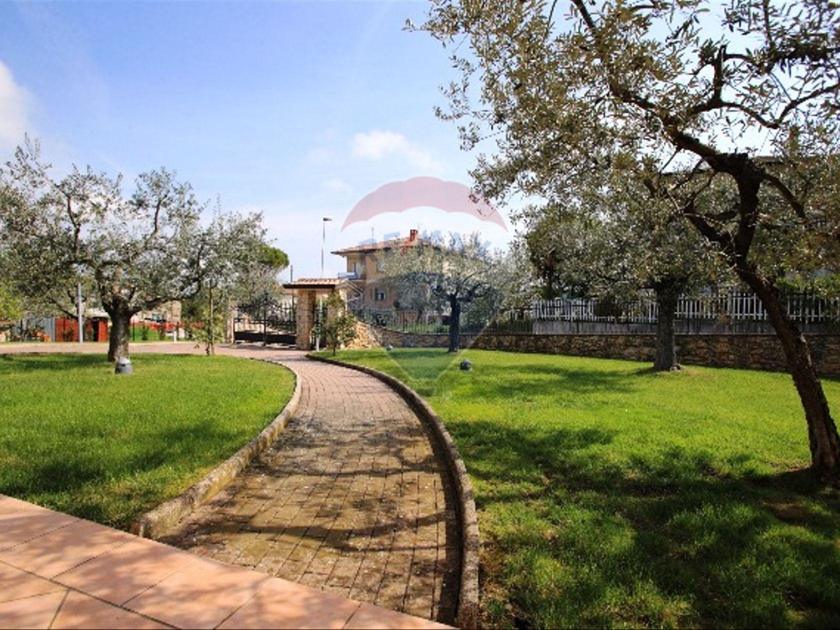 Villa singola Marcellano, Gualdo Cattaneo, PG Vendita - Planimetria 1