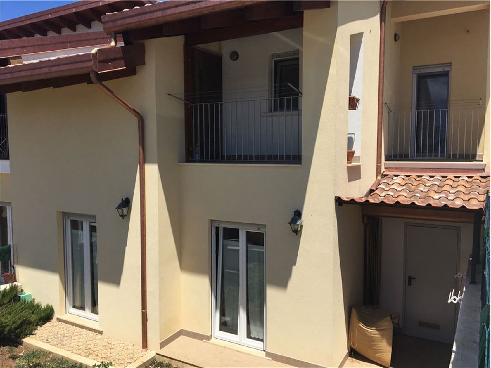 Villa a schiera San Demetrio ne' Vestini, AQ Vendita