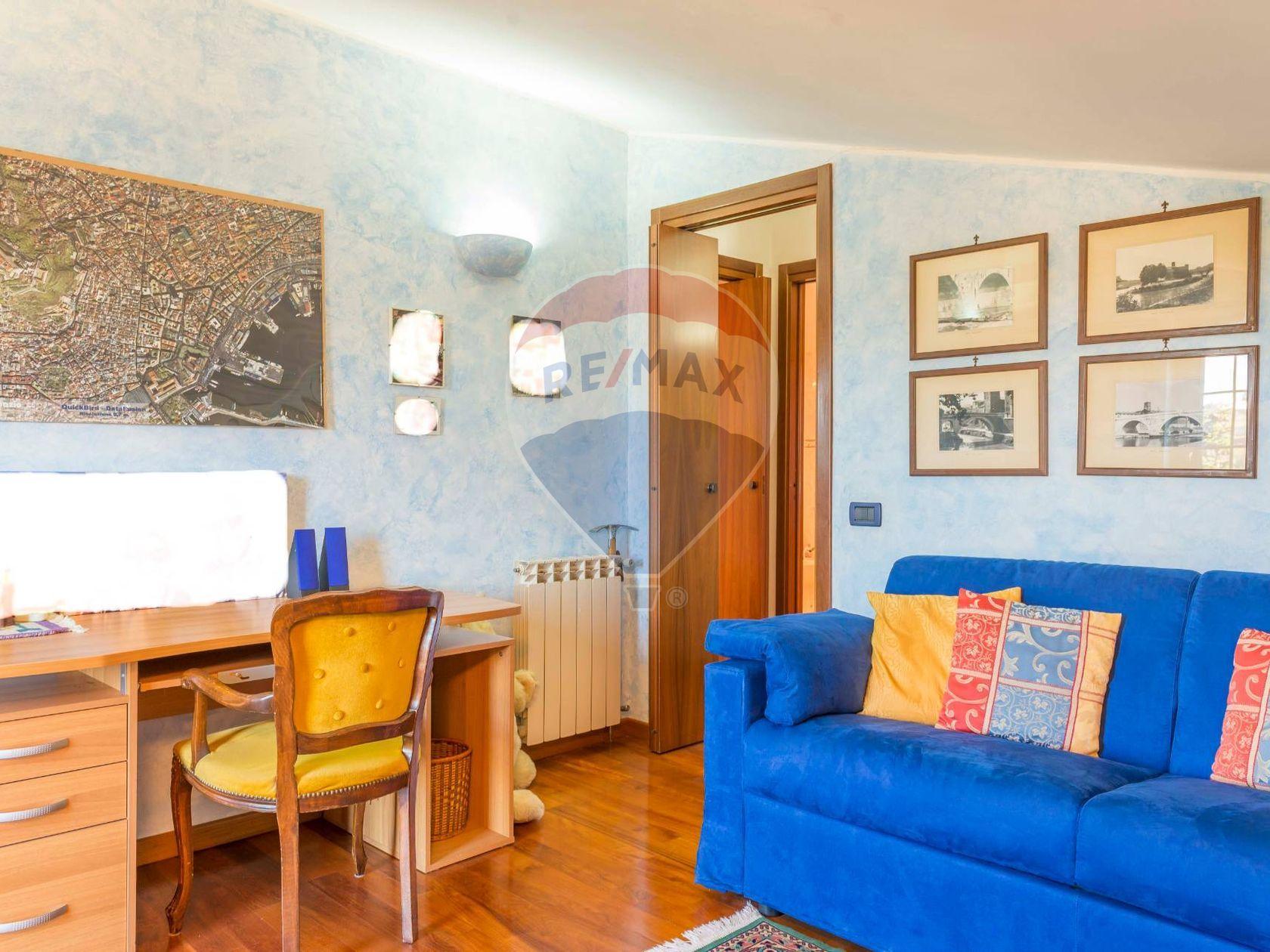 Villa singola Castelnuovo di Porto, RM Vendita - Foto 38