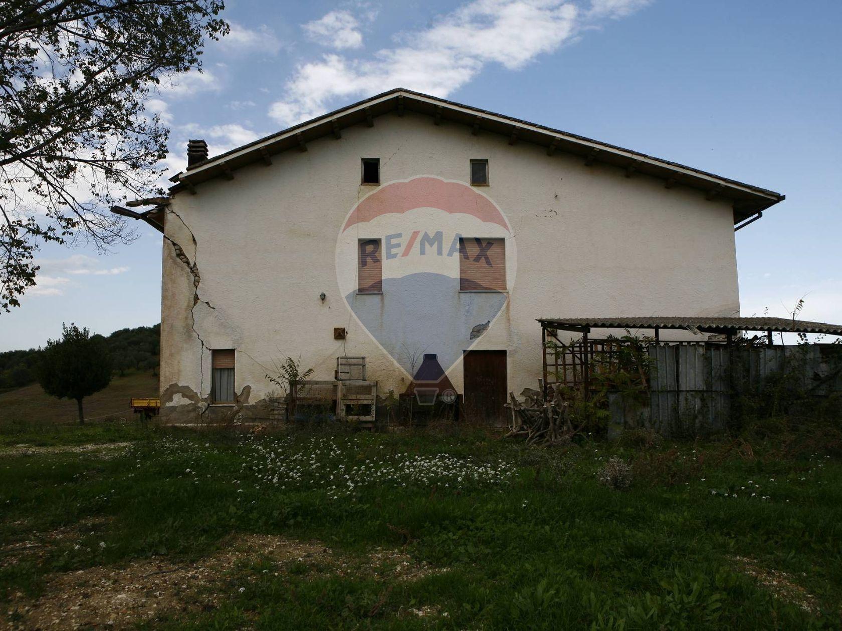 Cascina/Casale Senarica-Vertilina, Moscufo, PE Vendita - Foto 7