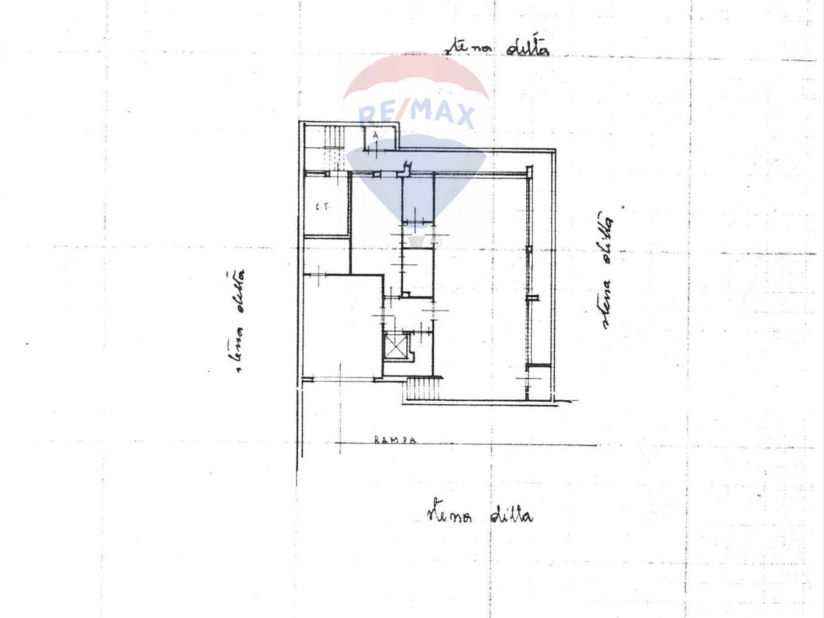 Villa a schiera S. Spirito, Bari, BA Vendita - Planimetria 2